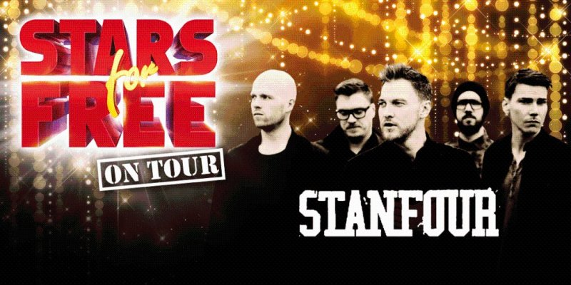 STARS FOR FREE - ON TOUR mit Stanfour