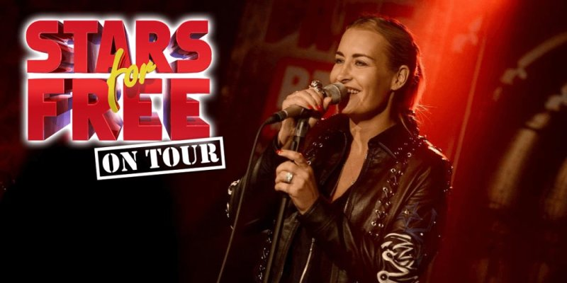 STARS FOR FREE - ON TOUR mit Sarah Connor